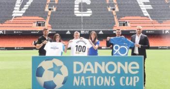 Paterna, ciudad deportiva del Valencia C.F., acogerá la Final Nacional de la DNC