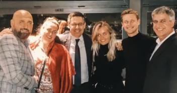 De Jong cenó con Bartomeu y Mestre en su reciente estancia en Barcelona