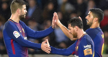 Messi, Suárez y Piqué: reunión a tres bandas tras la final de Copa