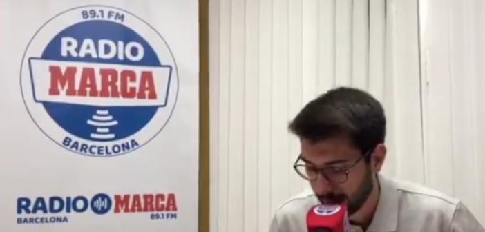 Así lo ve Marc Vila, la campaña anti-Messi acaba de empezar