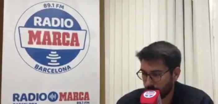 Así lo ve Marc Vila, sobre la nueva camiseta del Barça