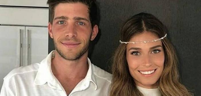 Sergi Roberto y Coral Simanovich anuncian su paternidad en Instagram