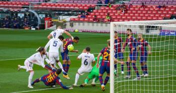 Futbol. Barça-Real Madrid. Camp Nou. Fotos; Miquel Liso