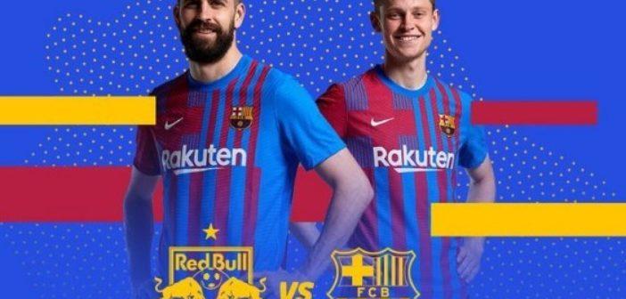 Barça Salzburg